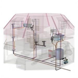 Проектирование системы канализации в частном доме